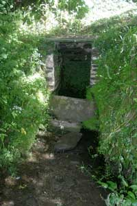 St Just Holy Well