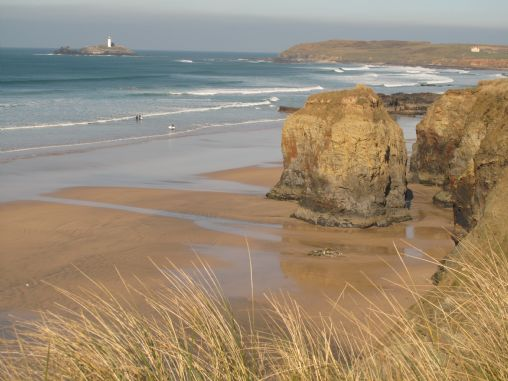 Gwithian Beach Information On Into Cornwall Guide