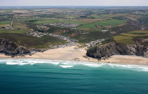 Porthtowan Cornwall Tourist Guide Amp Map Events
