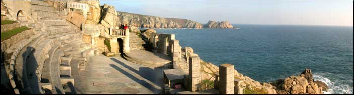 Minack Theatre at Porthcurno