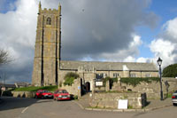 St Buryan Churchtown