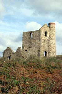 Engine House at Cripplesease