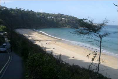 Carbis Bay Cornwall Tourist Guide Amp Map Events