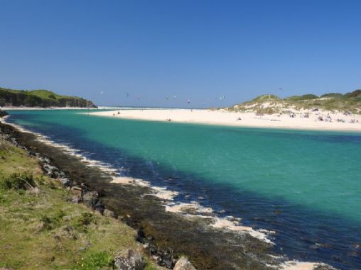 Hayle Beach Information On Into Cornwall Guide