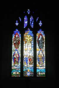 St Uny Church, Lelant - Stained Glass