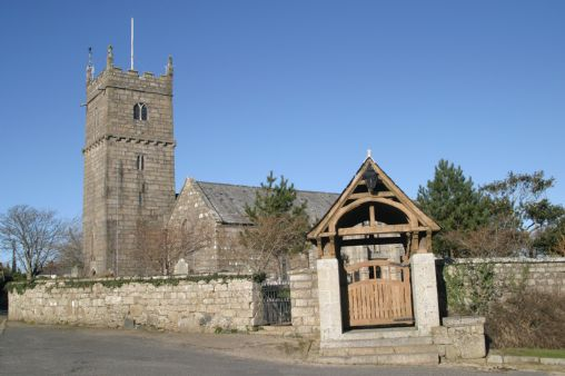 Madron Church